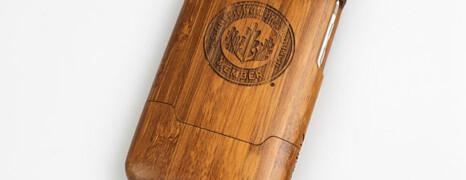 Bambusowe obudowy do  iPhone