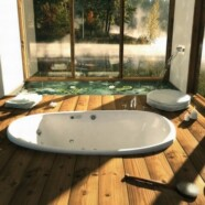 Genialne projekty łazienek