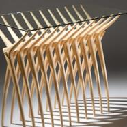 Stół z żeber