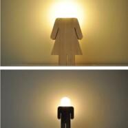 Figurko – lampki