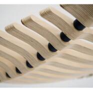 Drewniany hamak