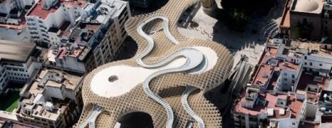 Największa struktura z drewna