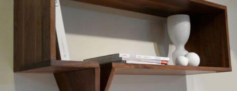 Komiksowa półka na książki