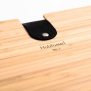 Drewniana forma iPada