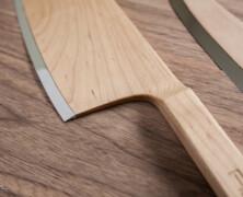 Drewniane noże