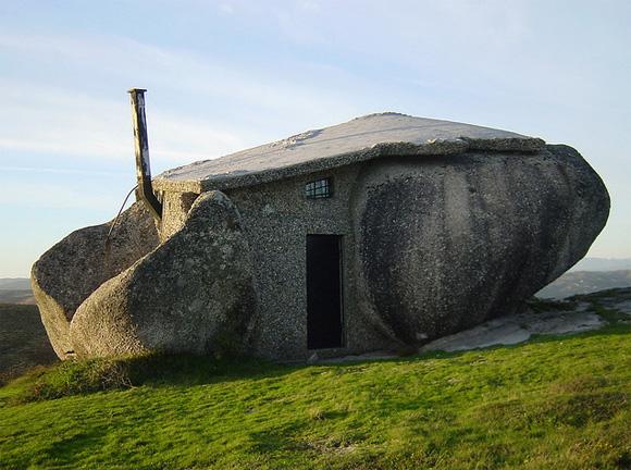 Prawdziwie kamienny dom1