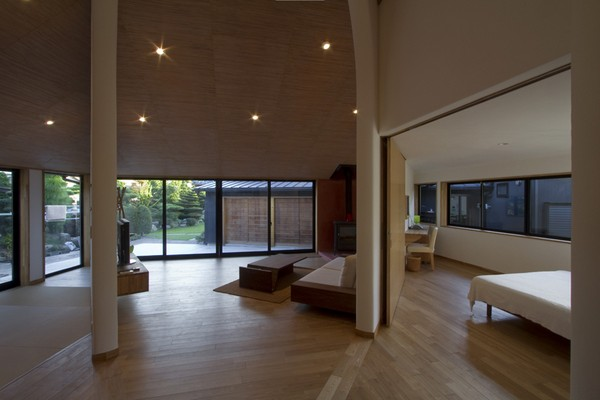 Pięciokątny dom 4