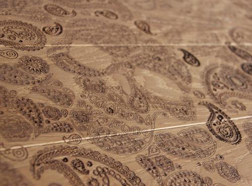 artystyczne panele podlogowe - wnętrza