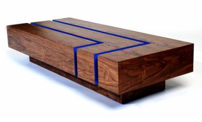 Nowoczesny Stolik Do Kawy Wood Design Wnętrza Design
