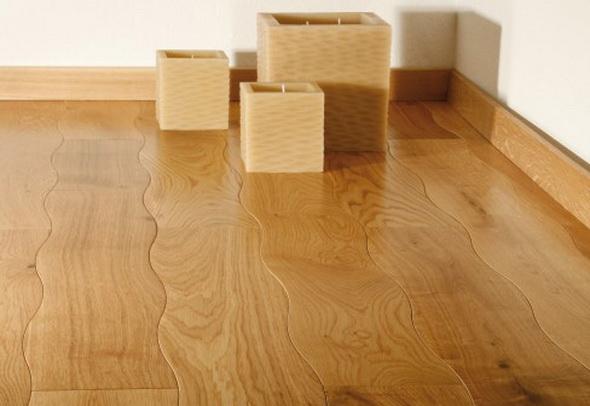 panele podłogowe falowane wnętrza