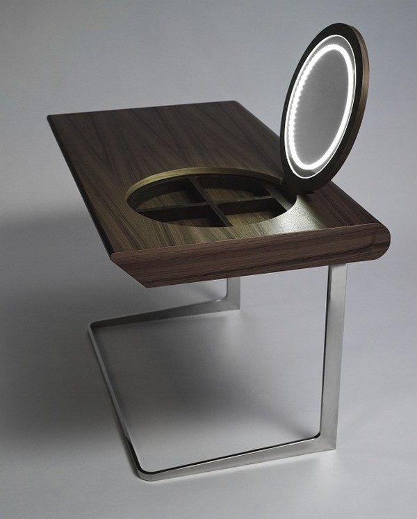gustowna toaletka