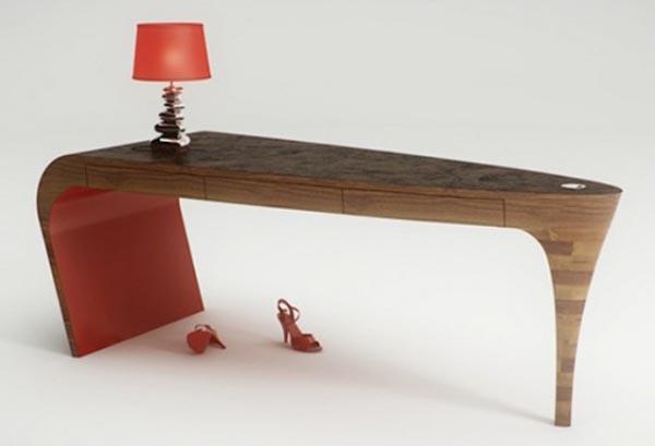 kobiecy stół